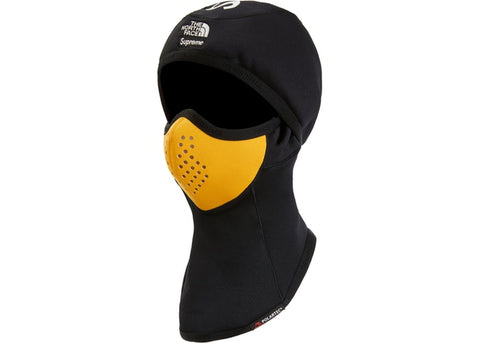 "SUPREME TNF BALACLAVA ""SUMMIT GOLD"" - Sz O/S"