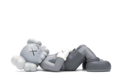 "KAWS HOLIDAY JAPAN 9.5"" FIGURE ""GREY"" - Sz O/S"