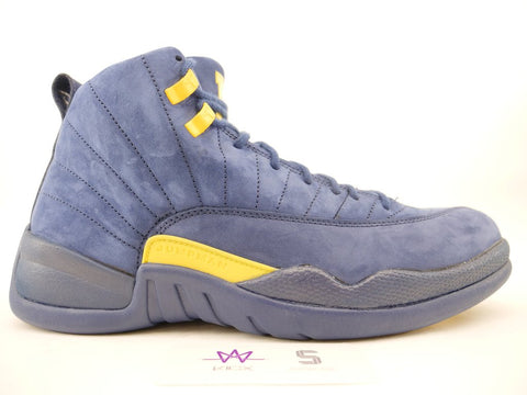 "AIR JORDAN 12 RETRO NRG ""MICHIGAN"" - Sz 10.5"