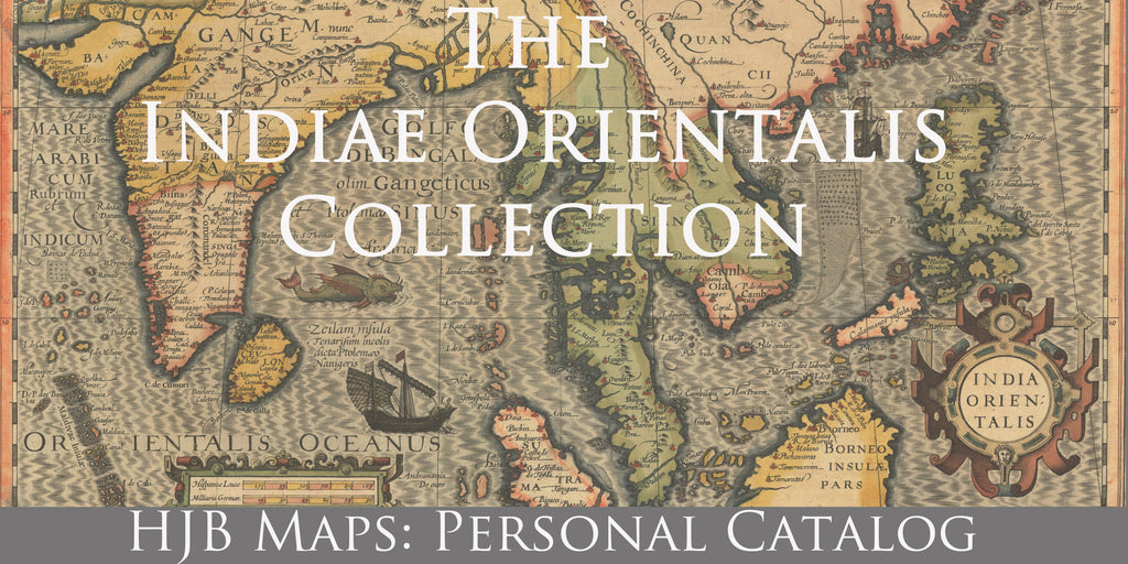 Harlan J. Berk, Ltd. Personal Catalog: The Indiae Orientalis Collection - View Virtual Catalog