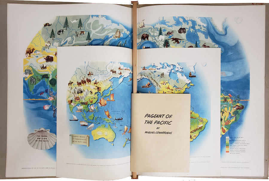 Pageant of the Pacific: Complete Portfolio by Miguel Covarrubias, 1940
