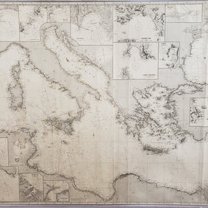 1887 Mediterranean [Sheets 1 – 4 joined]