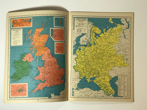 Hammond's World Wide Atlas, 1942