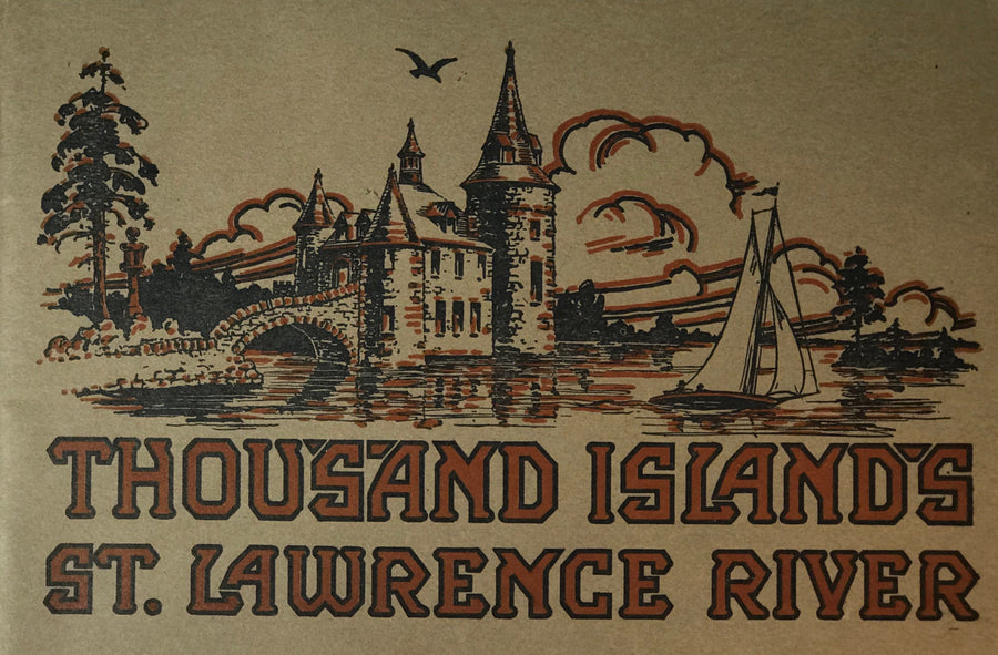 Views and photographs of The St. Lawrence River and the Thousand Islands region in New York.