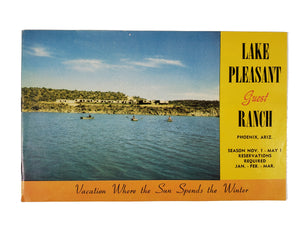 St. Marys Glacier Lodge/Lake Pleasant Guest Ranch, 1959