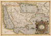 Authentic Antique Map: Asia VI Tab. By: Mercator / Ptolemy Date: 1584 (circa) Amsterdam
