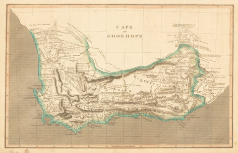 1807 Cape of Good Hope