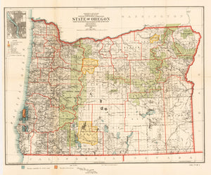 1905 State of Oregon