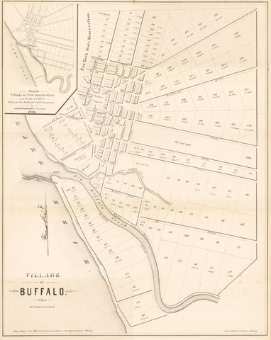 1804 Village of Buffalo