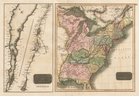 1817 United States of America