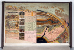 Physical Geography By: Levi Walter Yaggy, Date: 1887 (Published) Chicago, Dimensions: 25 x 28 inches (64 x 71 cm)