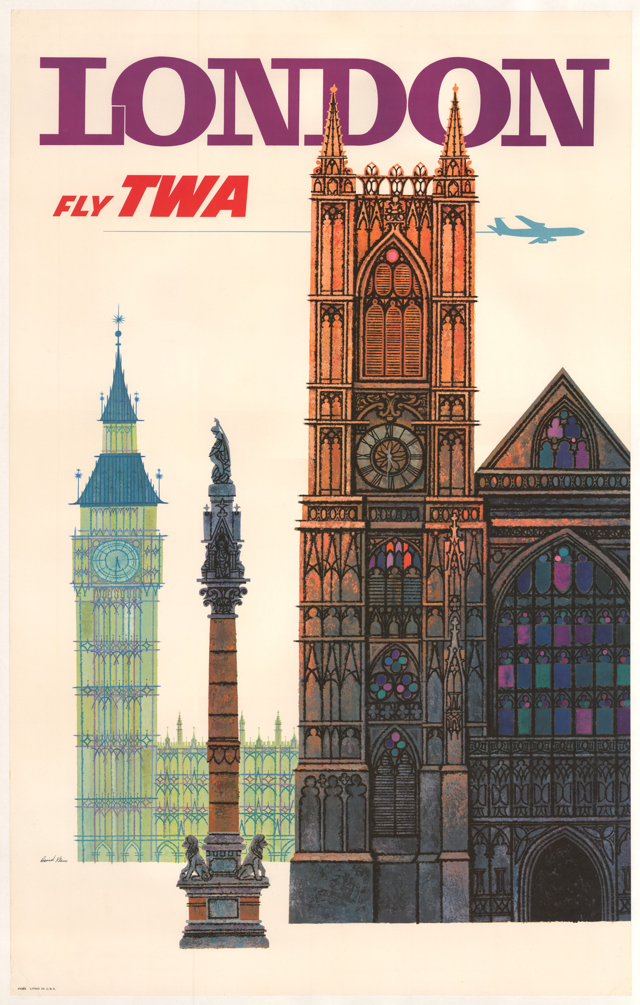 Fly TWA London