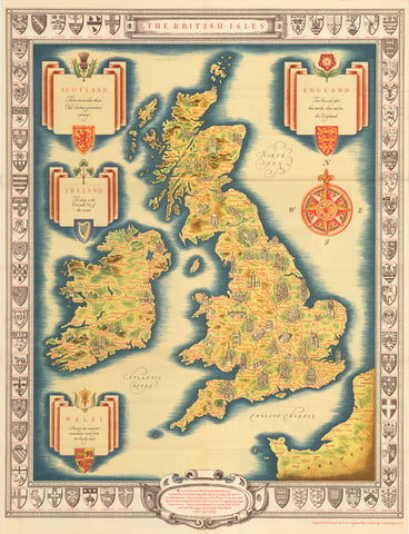 1935 The British Isles