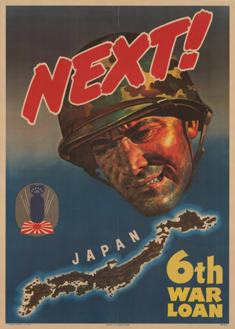 1944 Next! Japan 6th War Loan