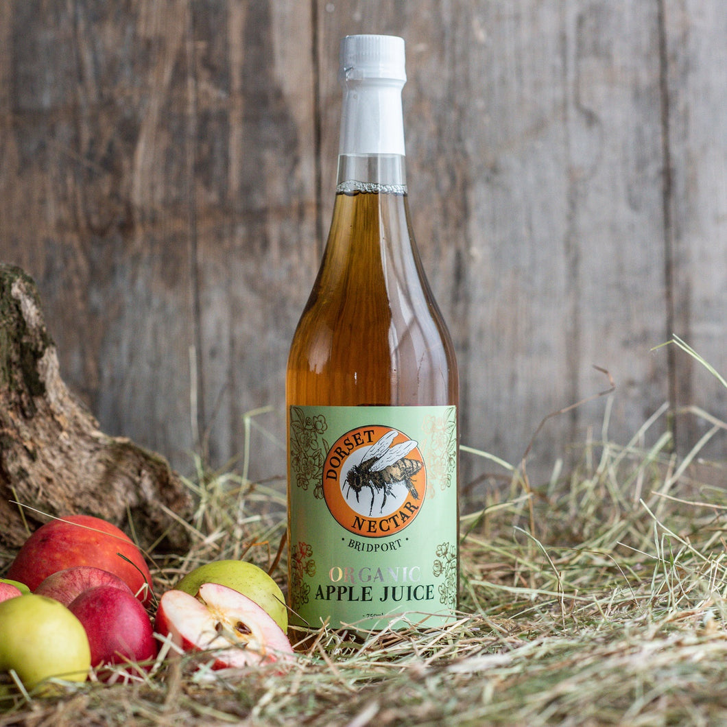 Apple Juice Organic 750ml bottle