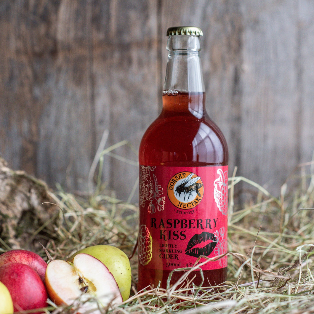 Raspberry Kiss Cider 4% Alc.