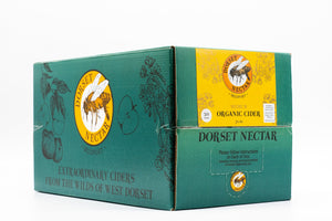 Medium Organic Cider 5% alc. by Dorset Nectar