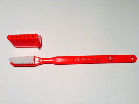 """RED""  Rx Ultra Suave the ""Ultra Soft"" Toothbrush"