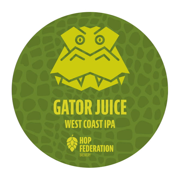 Gator Juice West Coast IPA