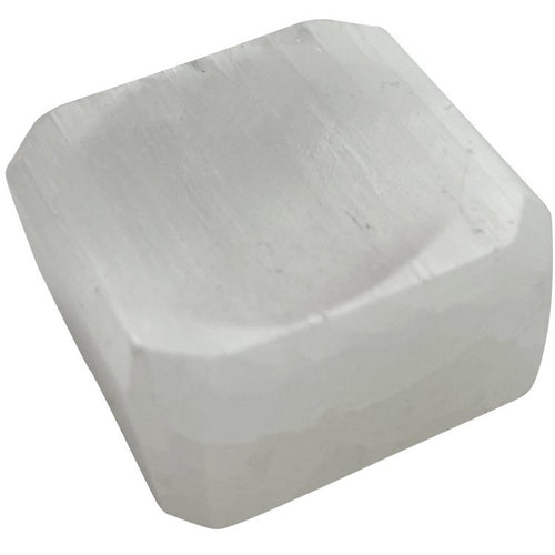 "1"" Selenite Squares - East Meets West USA"