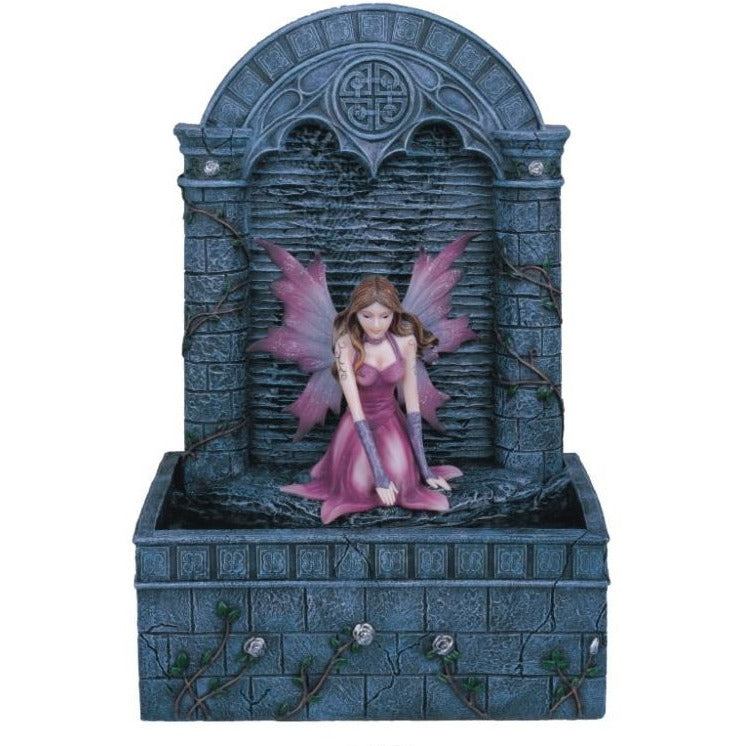 "10"" Fairy on Thomb LED Fountain - East Meets West USA"
