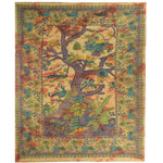 "80""x50"" Tree of Life Tapestry - East Meets West USA"