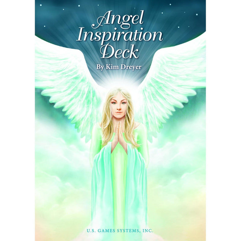 Angel Inspiration Deck - East Meets West USA