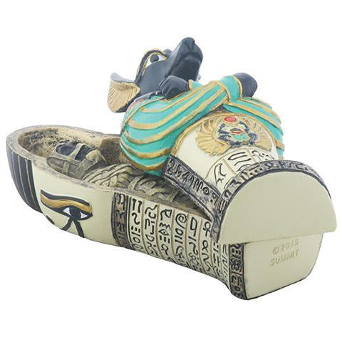 Anubis Coffin with Mummy - East Meets West USA