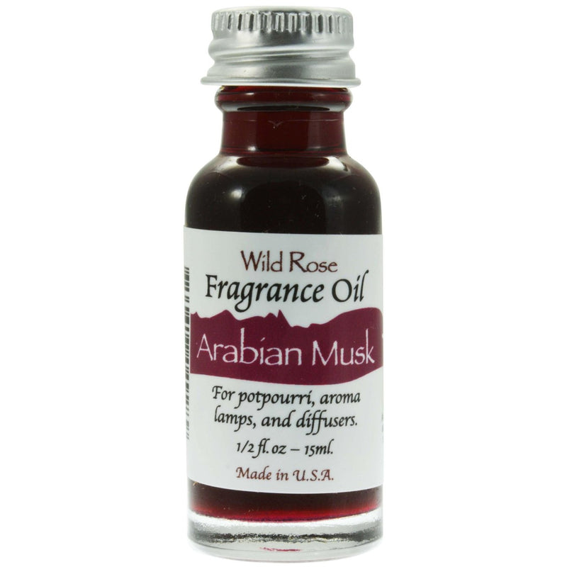 Arabian Musk Fragrance Oil - East Meets West USA