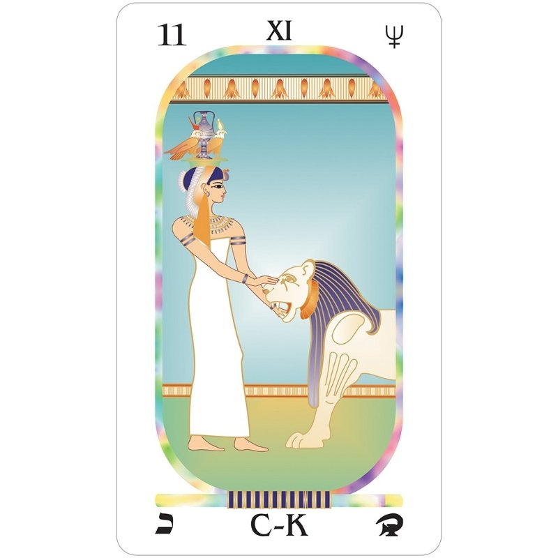 Brotherhood of Light Egyptian Tarot Deck - East Meets West USA