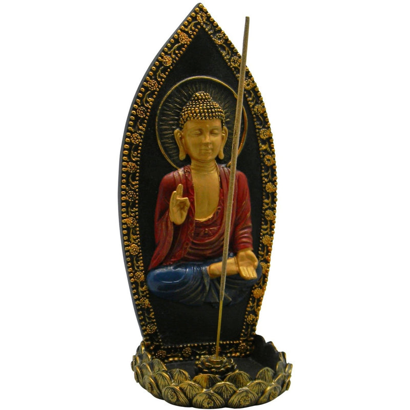 Buddha Incense Burner - East Meets West USA