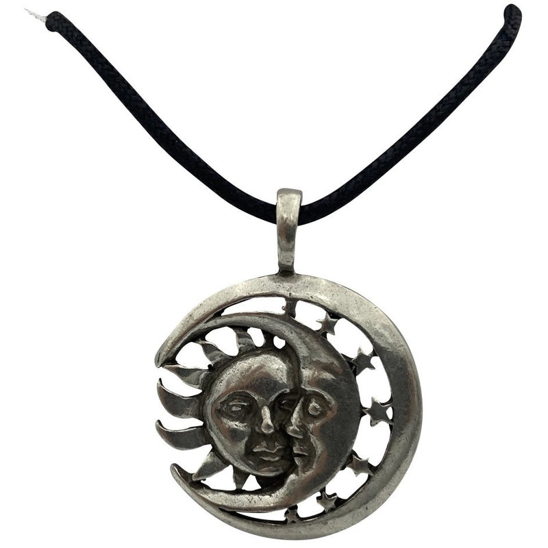 Celestial Carded Repose Pendent Necklace - East Meets West USA
