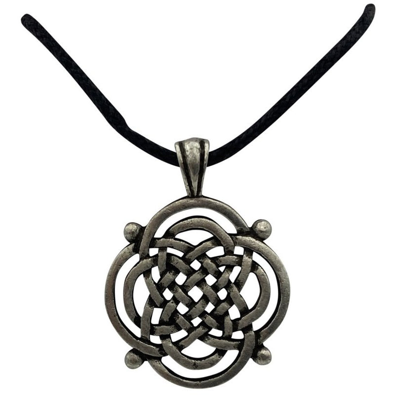 Celtic Carded Spiritual Strength Pendent Necklace - East Meets West USA