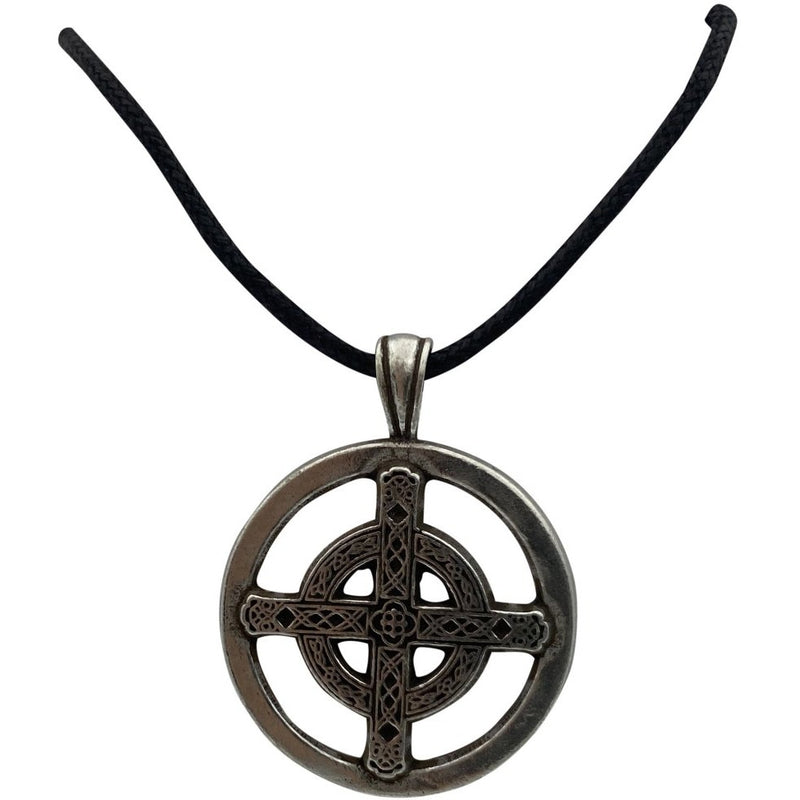Celtic Carded Unity of Male & Female Pendent Necklace - East Meets West USA