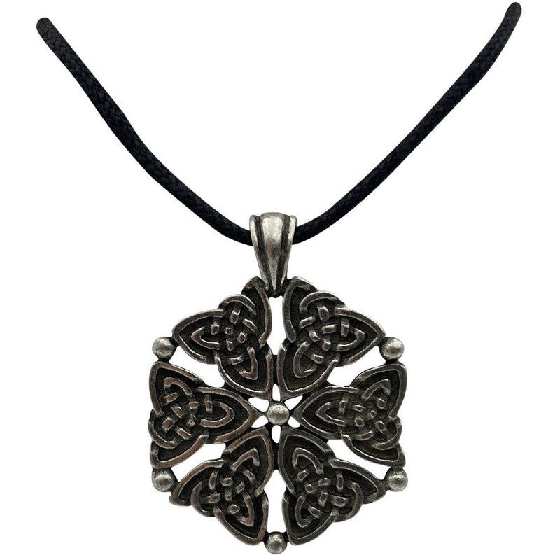 Celtic Carded Virtue Pendent Necklace - East Meets West USA