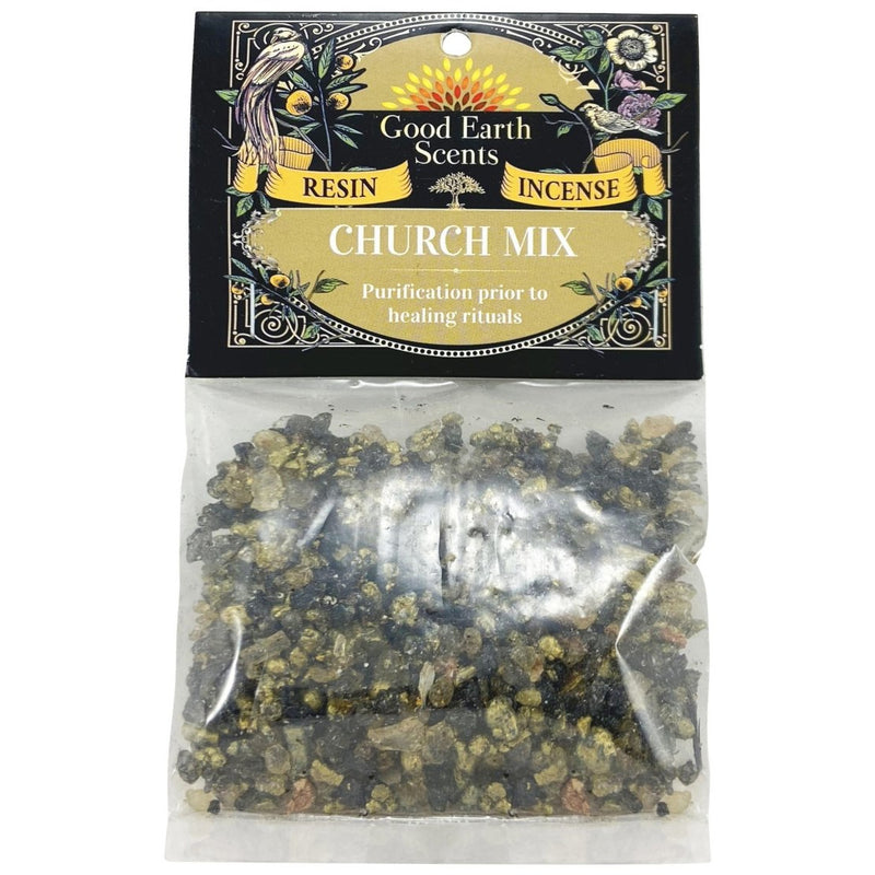 Church Mix Resin Incense - East Meets West USA