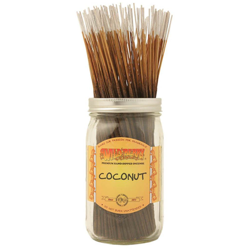 Coconut Incense Sticks - East Meets West USA