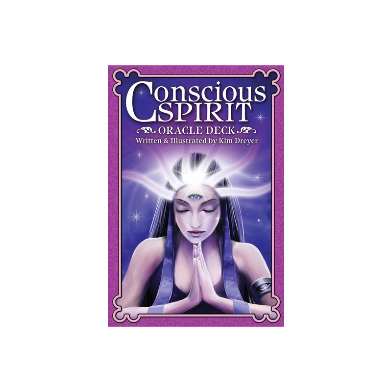 Conscious Spirit Oracle Deck - East Meets West USA