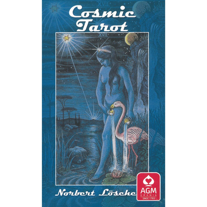 Cosmic Tarot Deck - East Meets West USA