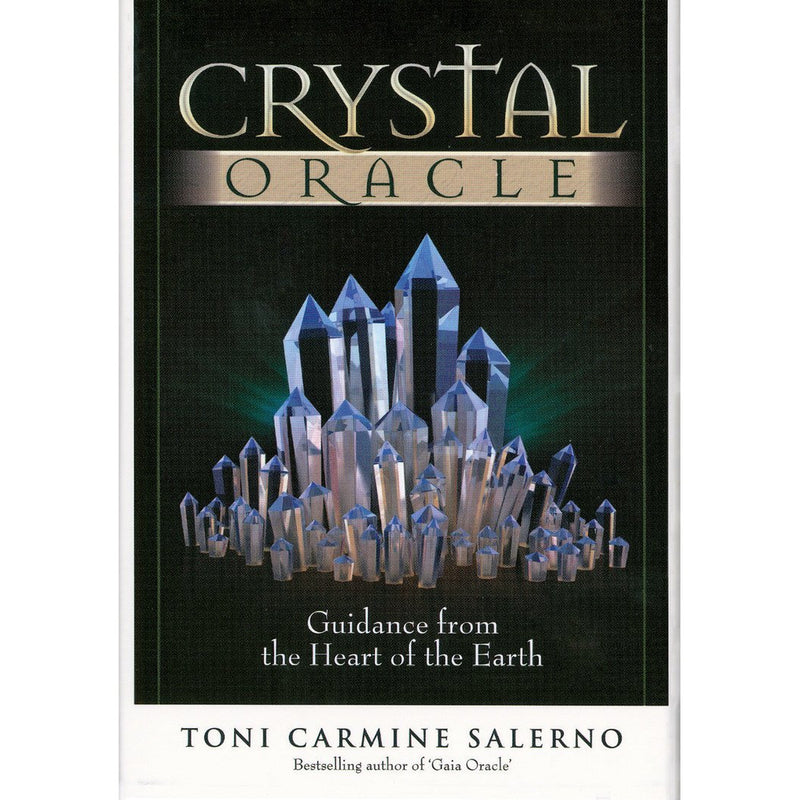 Crystal Oracle Guidance Cards - East Meets West USA