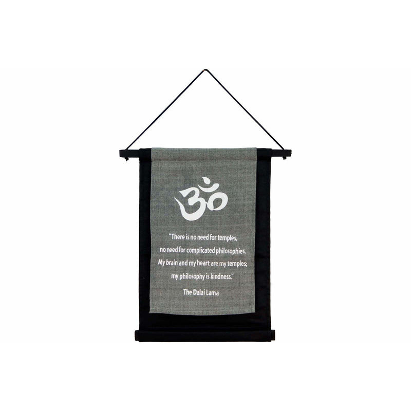 Dalai Lama Quote Banner - East Meets West USA