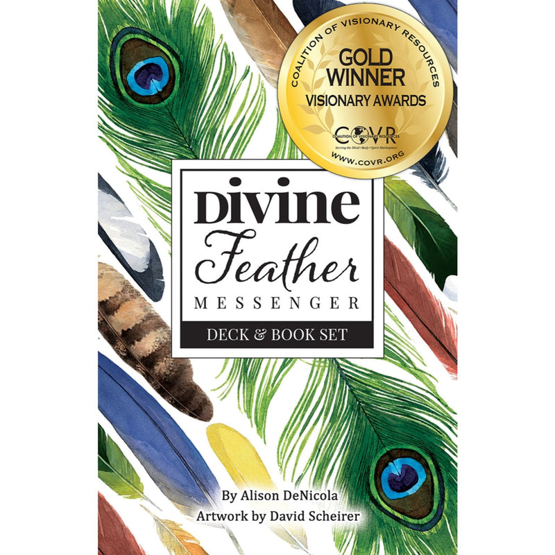 Divine Feather Messenger - East Meets West USA