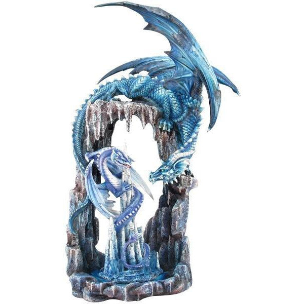 Dragon Mother in Cave Figurine - East Meets West USA