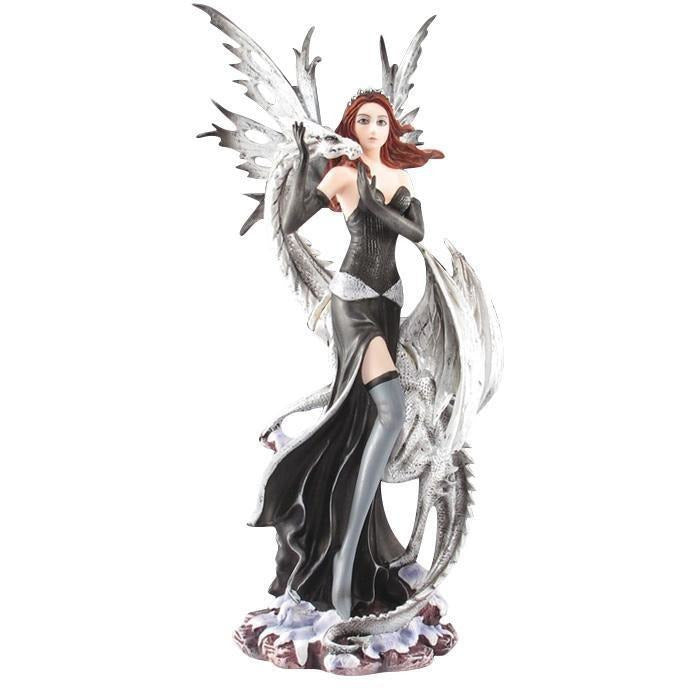 Dragon Tamer Fairy Figurine - East Meets West USA