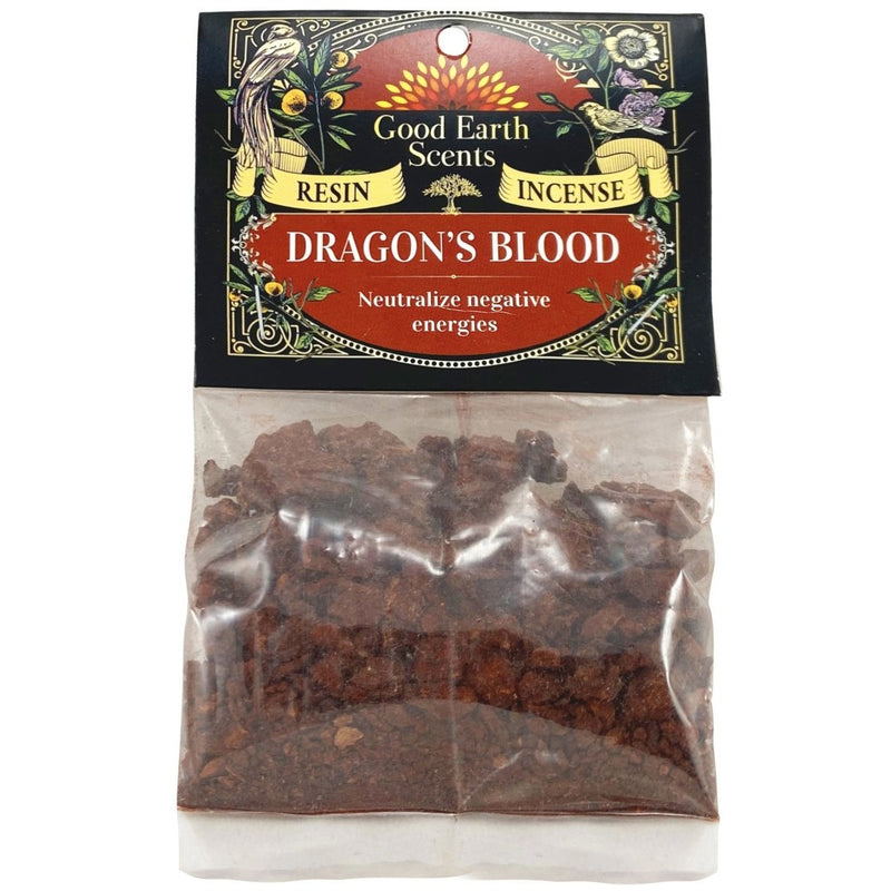 Dragon's Blood Resin Incense - East Meets West USA