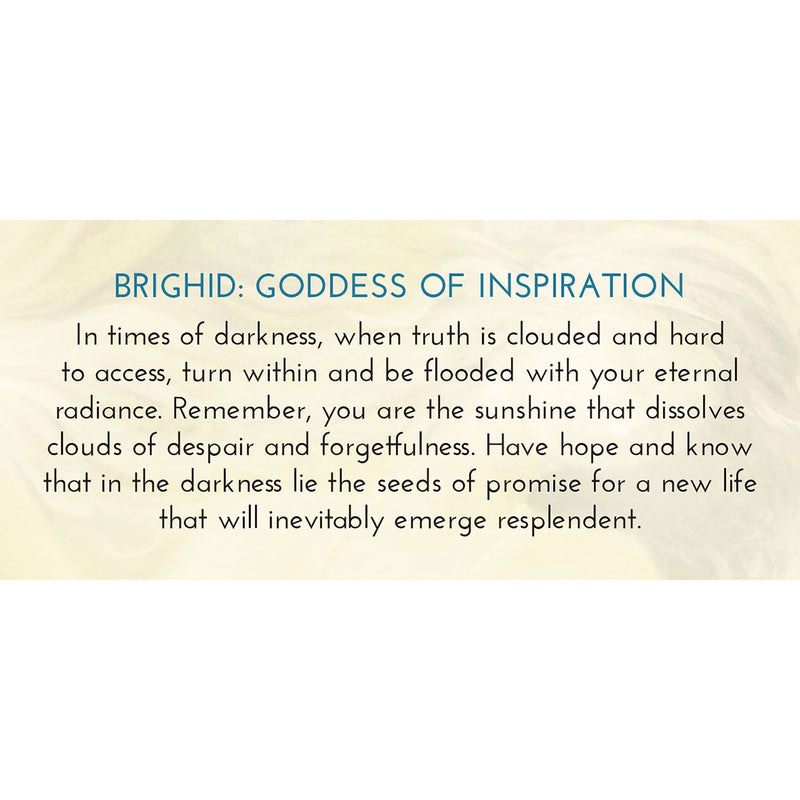 Dream Goddess Empowerment Cards - East Meets West USA
