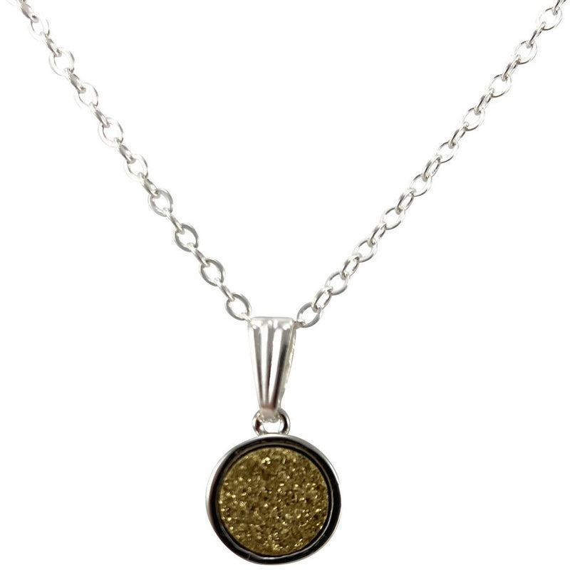Druzy Necklace - East Meets West USA