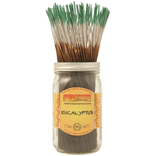 Eucalyptus Incense Sticks - East Meets West USA