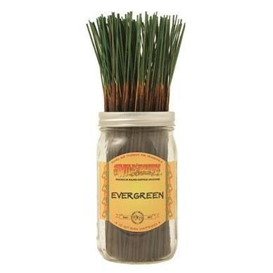Evergreen Incense Sticks - East Meets West USA