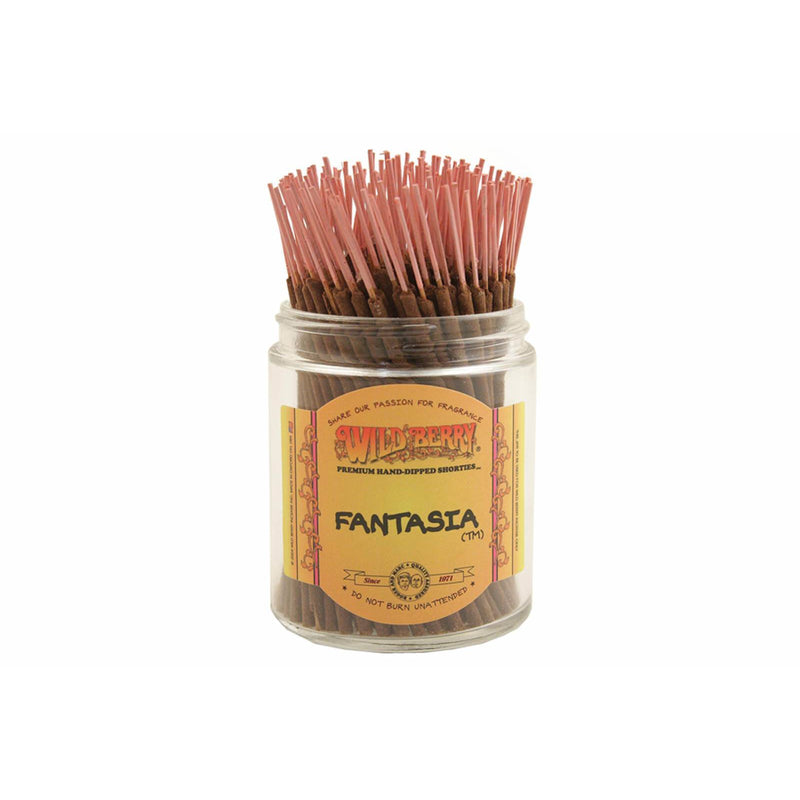 Fantasia Incense Shorties - East Meets West USA
